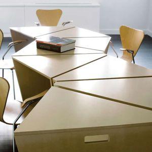 мебель для переговорной из акрилового камня