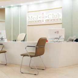 Проект для медицинского центра «MedClub»