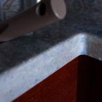 Proart. Роскошная столешница из искусственного камня в частном интерьере