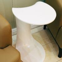LEAF. Кофейный столик из искусственного акрилового камня