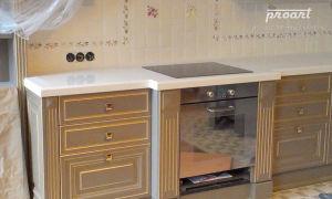 стильная столешница для кухни