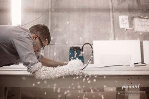обработка искусственного камня спб